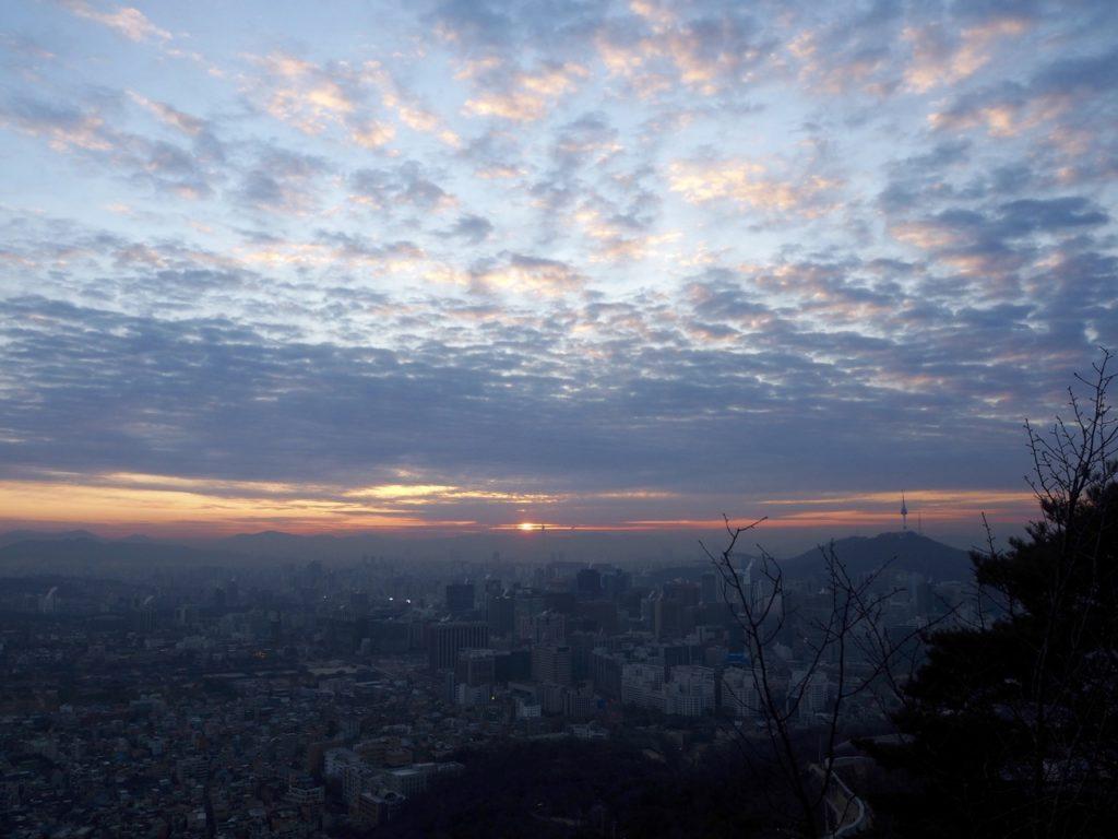 Nouvel An à Séoul